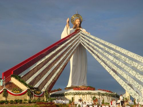 Divine Mercy Shrine (Philippines) In the Heart of Jesus where the