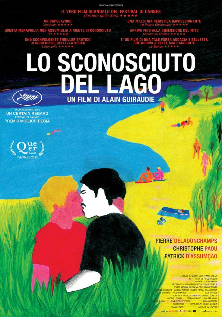 Lo sconosciuto del lago, dal 26 settembre al cinema.
