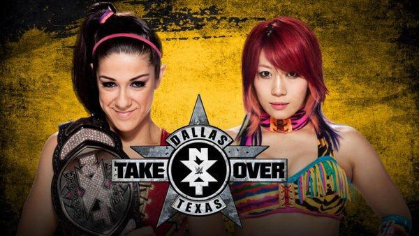 At #NXTTakeOver: Dallas, NXT Women's Champion #Bayley defends her title against her toughest challenger yet, #Asuka. Don't miss this must-see match exclusively on the award-winning #WWENetwork.