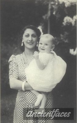 Martine Polack 1943 female infant French - Jewish October 30, 1944 Murdered in Auschwitz 1 year and 19 months