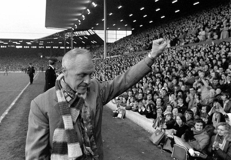 Patron de Liverpool de 1959 à 1974, Bill Shankly en a fait le très grand club qui allait dominer le football européen dans les années 1970 et 1980. Grâce notamment à des talents oratoires qui galvanisaient joueurs et supporters.