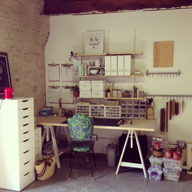 jewelry #studio #workspace