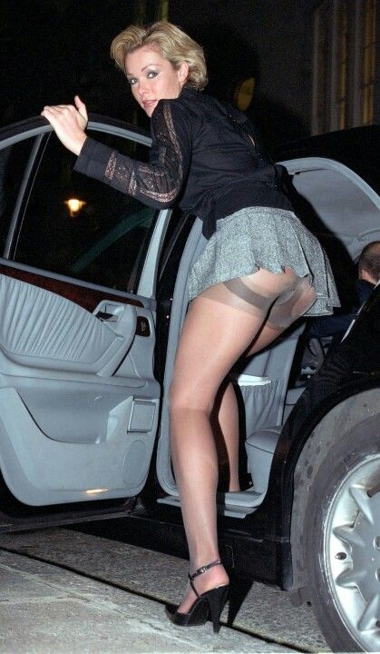 A dose of pantyhose - 3 6