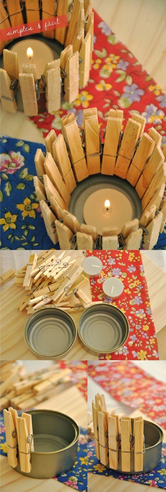 É São João! Aprenda a fazer luminárias de latinha e prepare a sua festa junina em casa.