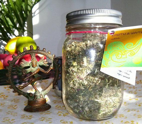 Women's Tea Blend by EarthWater on Etsy, $6.00