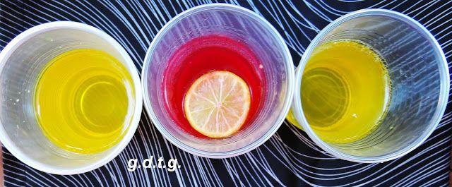 Το Ελληνικό Χρέος στη Γαστρονομία: Jelly shots! Κοκτέιλς να τα... φας στο ποτήρι!