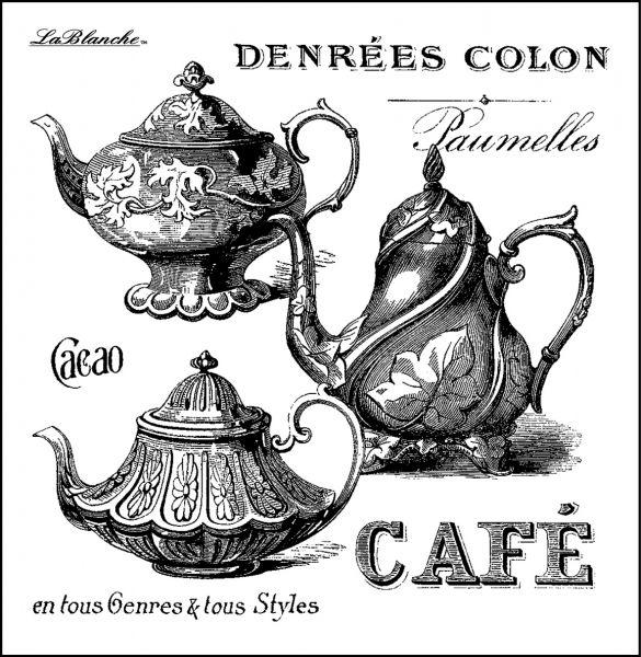 LB1447 Tea Pots