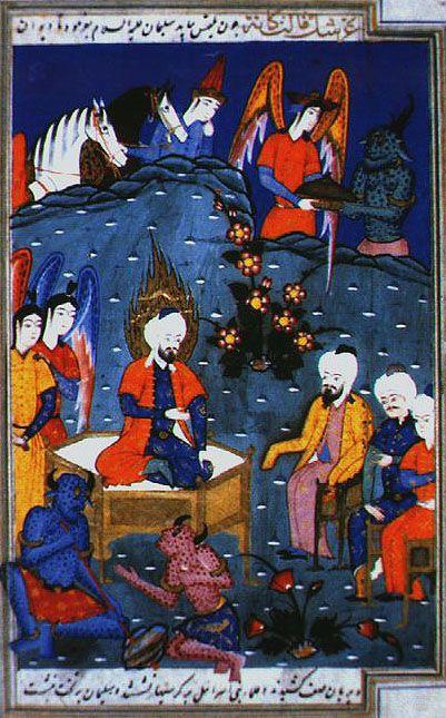 Peygamberler Tarihi | Minyatürleri