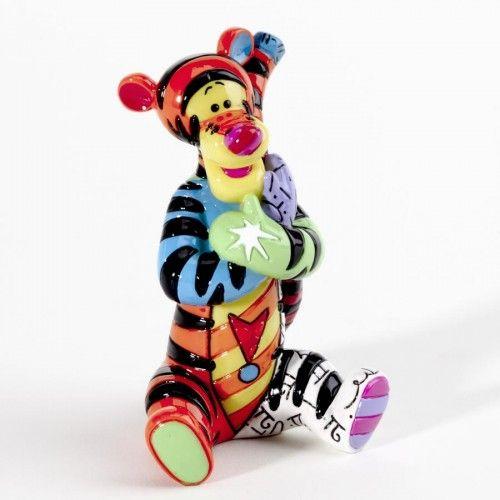 Disney Britto - Tigger Mini Figurine