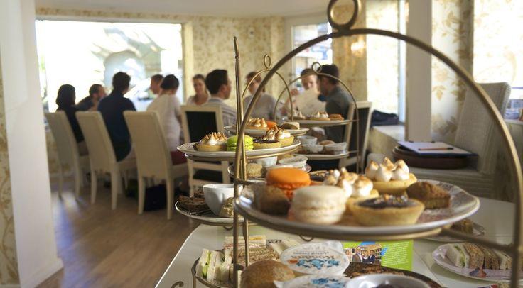 Teeladen Stuttgart | The English Tearoom in Stuttgart