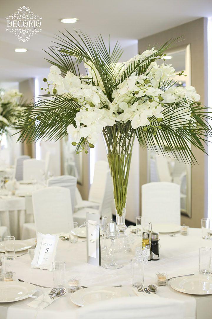 Tropical Wedding Decorations ślub W Stylu Tropikalnym