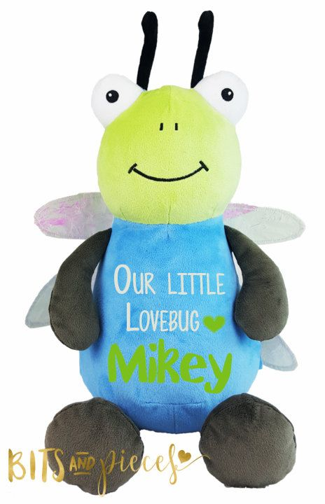 26 best personalized cubbies stuffed animal images on pinterest cubbies personalized stuffed animal our little lovebug personalized baby gift valentines day gift negle Images