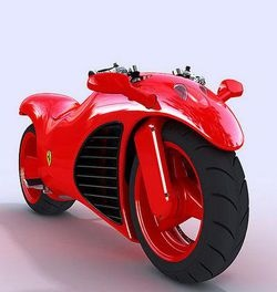 Ferrari motorcycleMotors, Bikes Design, Except, Red, Cars, For The Future, Beautiful, Concept Motorcycles, Ferrari Enzo