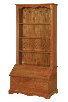 toy chest with bookcase combination locally handcrafted from solid hardwood available with. Black Bedroom Furniture Sets. Home Design Ideas