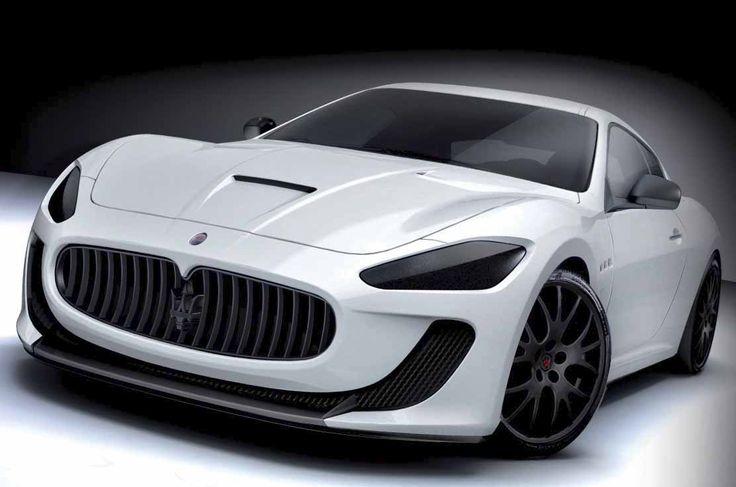 Maserati Gran Turismo - Nice