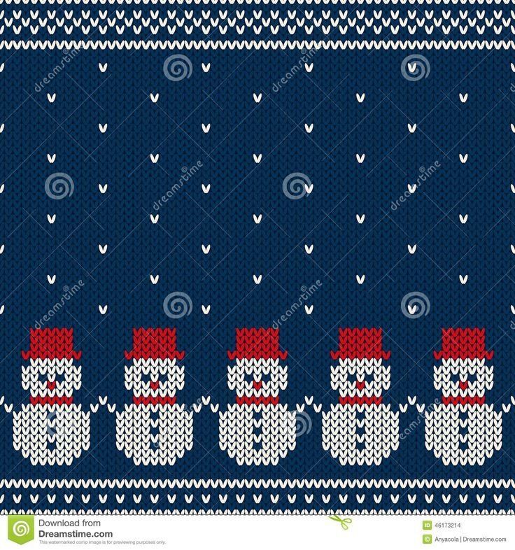 834 best Xmas images on Pinterest | Knitting, Knit patterns and ...