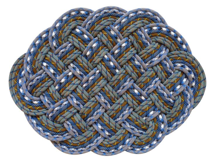 SerpentSea | Medium Sail Rope Mat | AHAlife