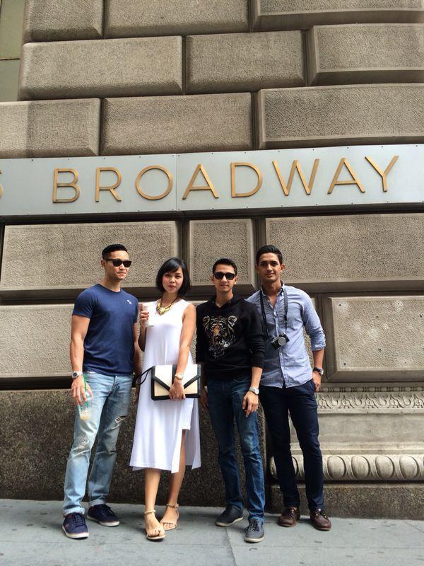 26th Broadway street!