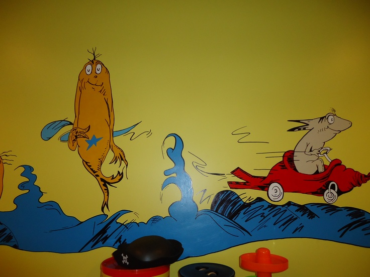 17 best images about dr seuss on pinterest nursery for Doctor fish for sale