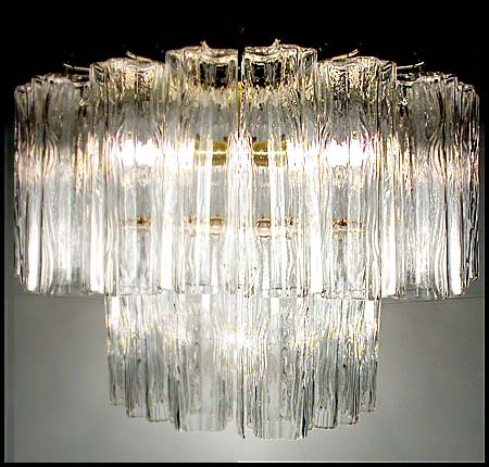 glam lighting. a spectacular 1960u0027s murano chandelier by venini two tiers of textured glass referred to glam lighting
