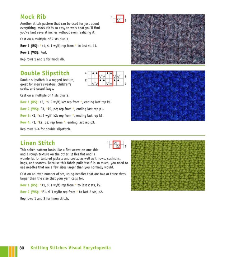 Knitting Stitches Encyclopedia : 275 bedste billeder om knitt stitches pa Pinterest Strikm?nstre, Strik mask...