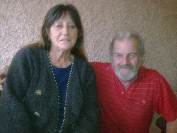 These r my beautiful parent's,That havebeen married for 50 years n together for 57 years WONDERFUL