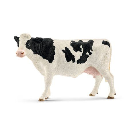 Schleich North America Fleckvieh Bull Toy Figure 13800