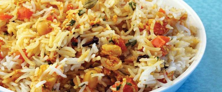 Kabuli- an Afghan rice delicacy prepared the Rajasthani way
