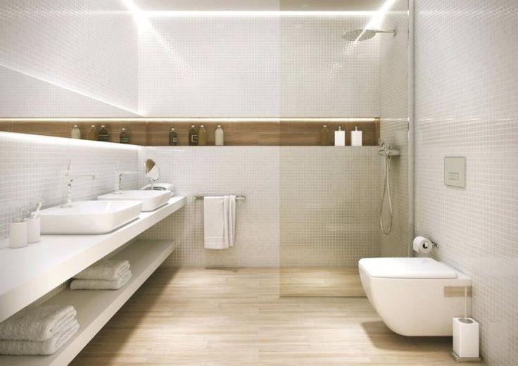 """Résultat de recherche d'images pour """"salle de bain carrelage imitation bois"""""""