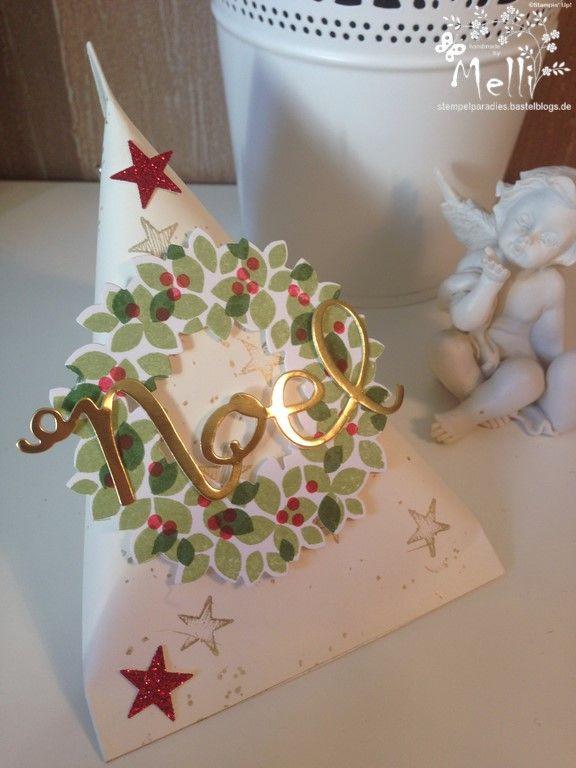 Weihnachtliche Sour-Cream-Box