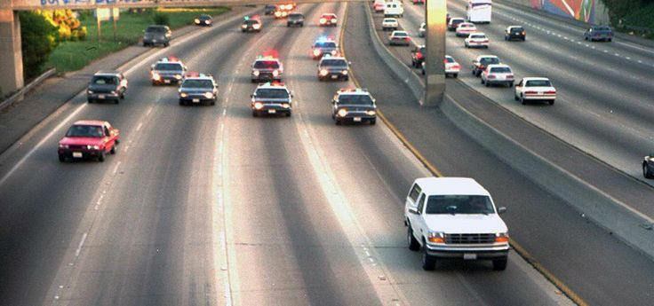 20 Years Ago Today - O.J. Simpson's Bronco Chase: 'Theater of the Absurd' - NBC News.com 20140617