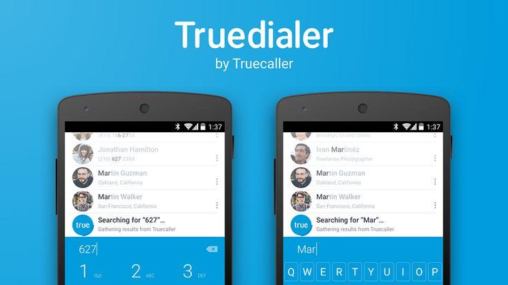 #Truecaller unveils #Truedialer #App for #Android and #Windows Phone