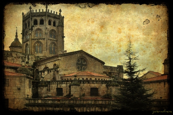 Ourense Cathedral, Spain