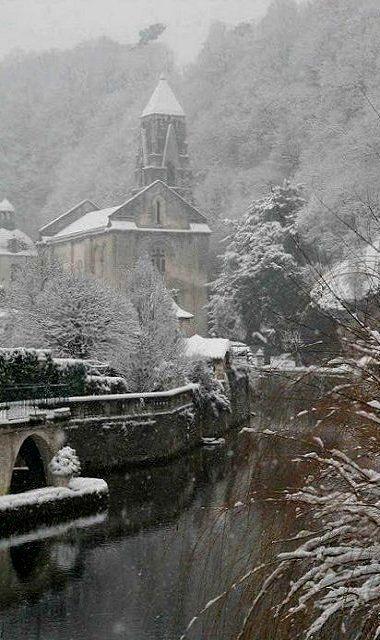 Brantôme, France: