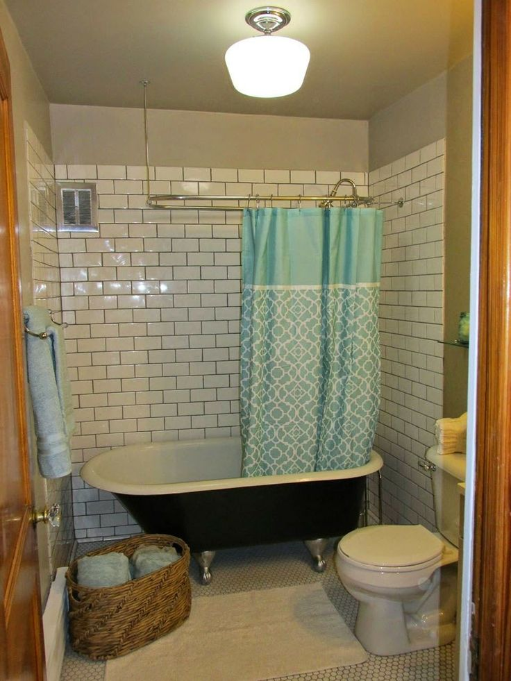17 best images about bathrooms on pinterest clawfoot for Bathroom rehab ideas