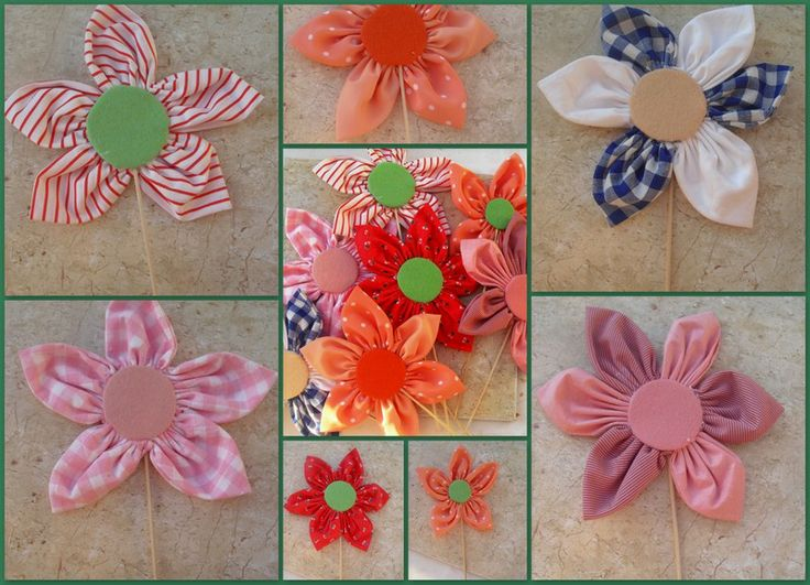 SEWING FLOWERS