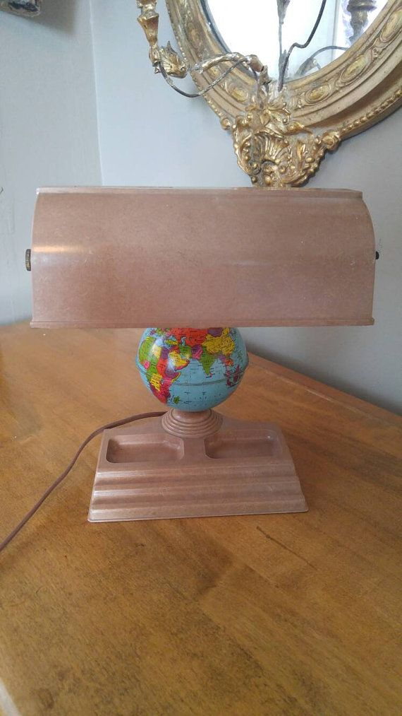 Hey, I found this really awesome Etsy listing at https://www.etsy.com/ca/listing/451039348/vintage-world-globe-mid-modern-electric