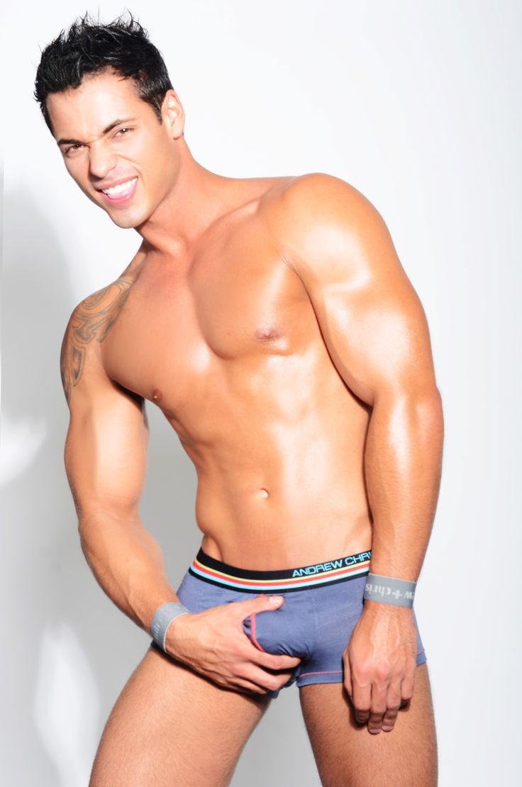 Apologise, Andrew christian underwear models male not so