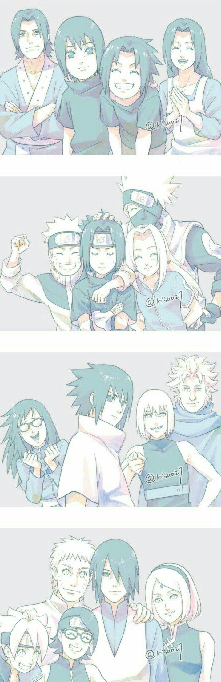 Sasuke Uchiha / Naruto / #anime