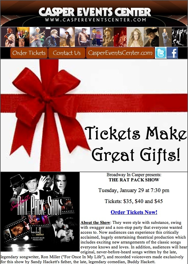 make tickets for events