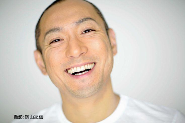 中山優馬 感激、歌舞伎初挑戦 海老蔵との共演「うれしさで胸がいっぱい」 / デイリースポーツ #海老蔵
