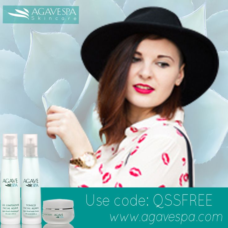 Agave Spa Free Travel Set for YOU