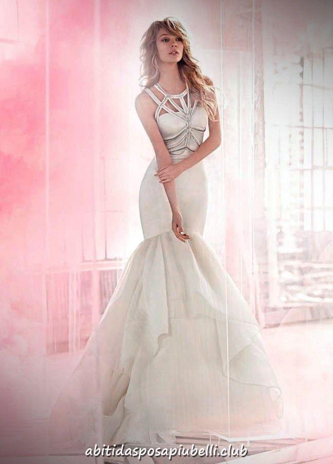 bb0aad413de5 Collezione di abiti da sposa per la primavera 2018 di Hayley Paige  abiti   collezione
