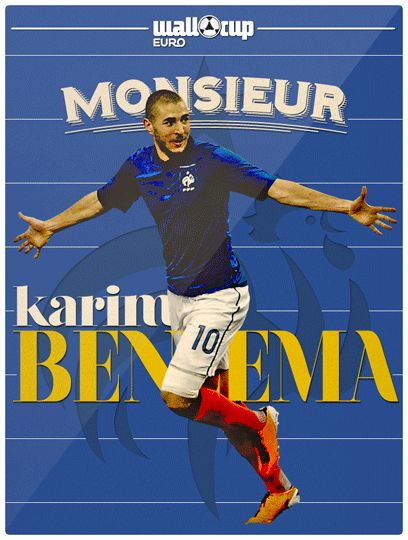 #Benzema #Euro #WallCup #Soccer #Francia #Futebol #France #Football  #Futbol