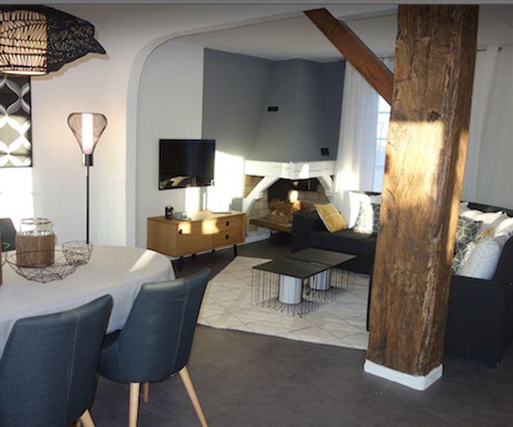 Les sols Gerflor dans Maison à Vendre sur M6 #flooring #tv #homedecor