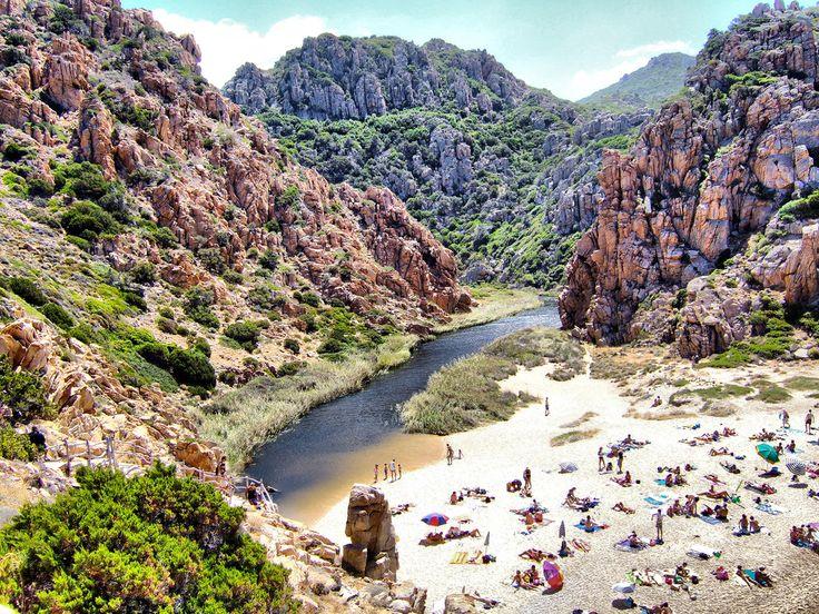 Grand Canyon di Costa Paradiso, Northern Sardinia, Italy ✯ ωнιмѕу ѕαη∂у