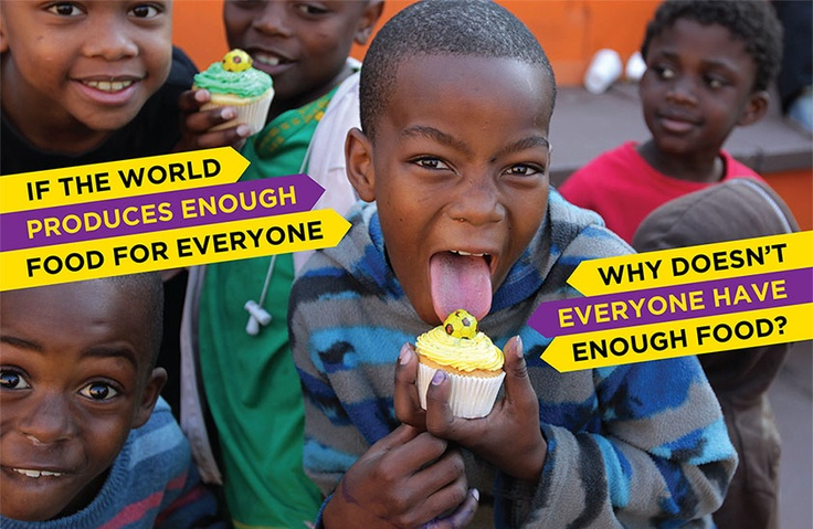 Hunger is the greatest scandal of our age.  It kills more people than AIDS, malaria and tuberculosis combined. Two million children die each year because of malnutrition.     Together we can end the global hunger crisis so please sign our petition now: https://www.oxfamireland.org/if #IF #Oxfam