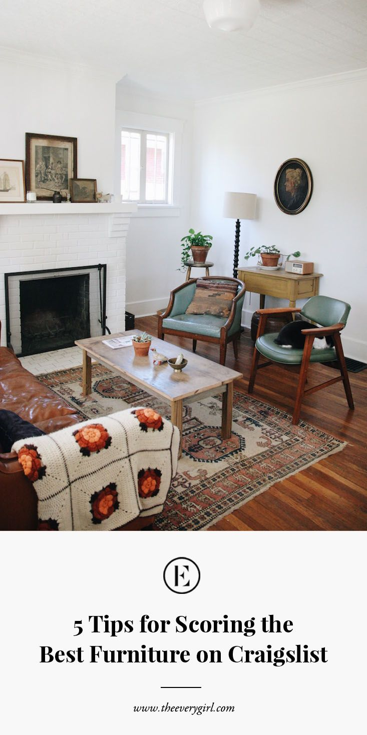 5 Tips For Scoring The Best Furniture On Craigslist Cool Furniture Furniture Restoration Hardware Dining Table