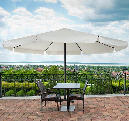 Die besten 25+ Sonnenschirm für balkon Ideen auf Pinterest - ideen terrasse outdoor mobeln