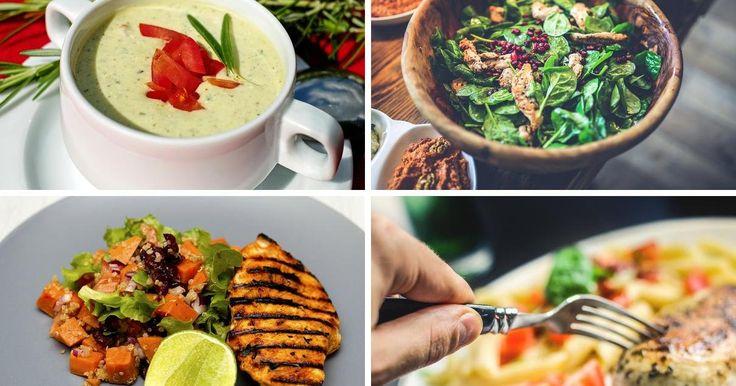 The 25 best recetas ligeras para cenar ideas on pinterest for Que cenar rico
